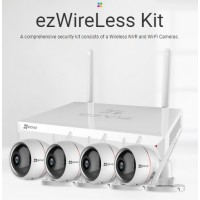 ezviz Set4 wifi